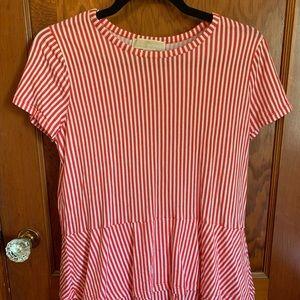 Michael Kors Pinstiped Shirt